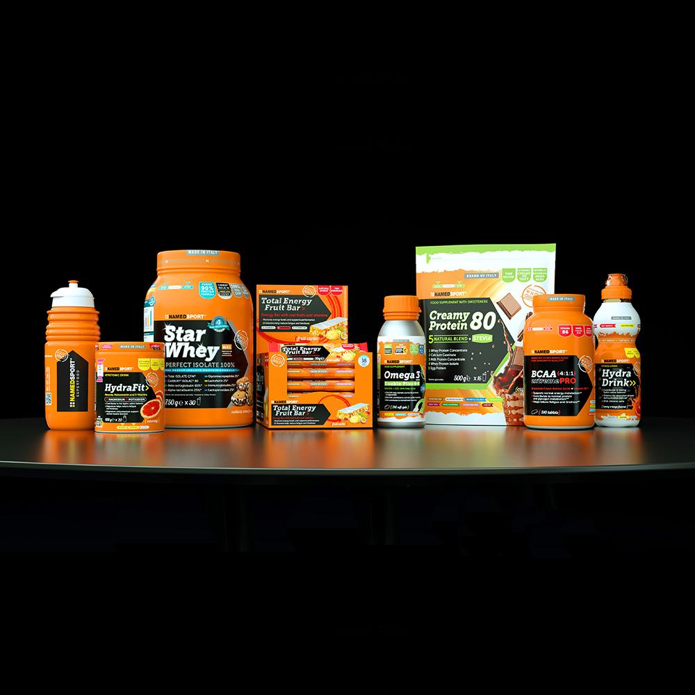 NamedSport product range