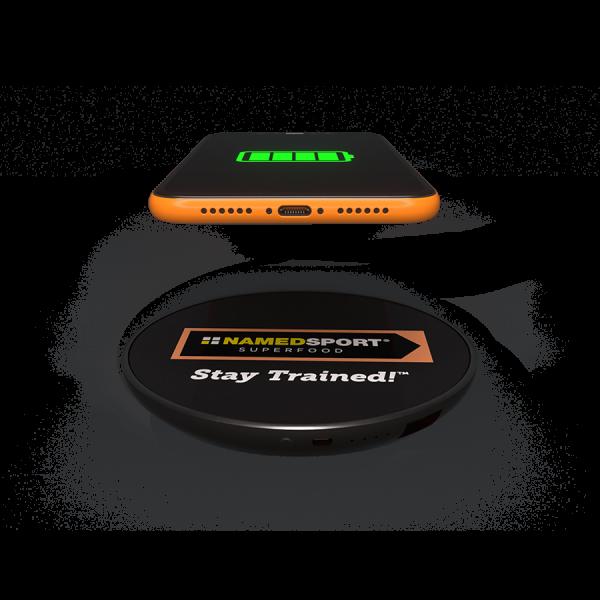 NAMEDSPORT> Athlete Wireless Induction Charger