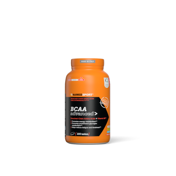 BCAA advanced - 300cpr
