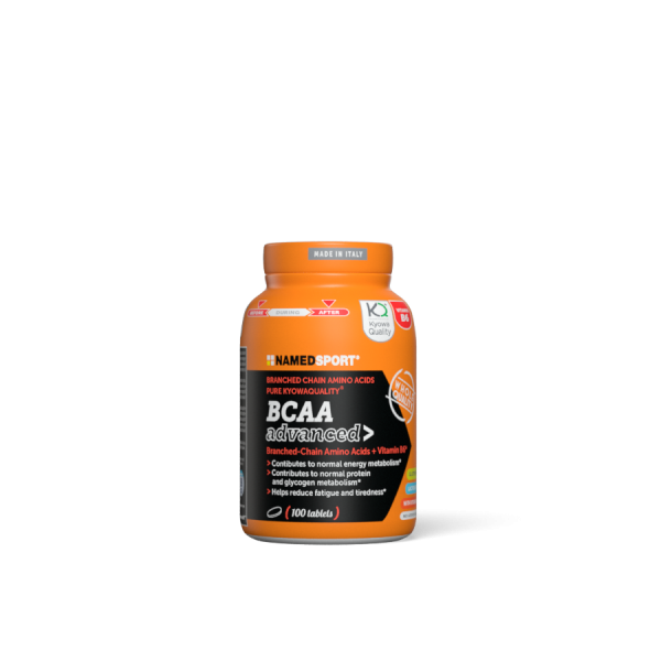 BCAA advanced - 100cpr