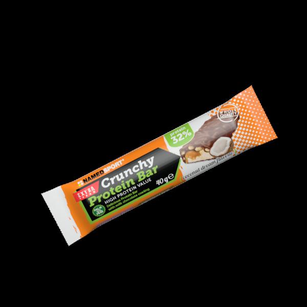 CRUNCHY PROTEIN BAR Coconut Dream - 40g