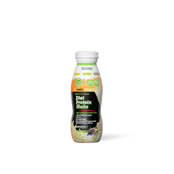 DIET PROTEIN SHAKE Vanilla - 330ml