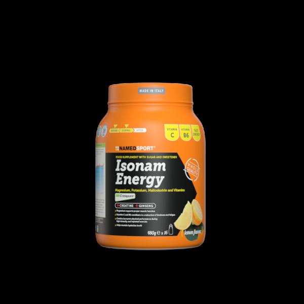 ISONAM ENERGY Lemon - 480g