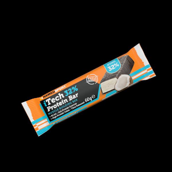 iTECH 32% PROTEINBAR Coconut Dream - 60g