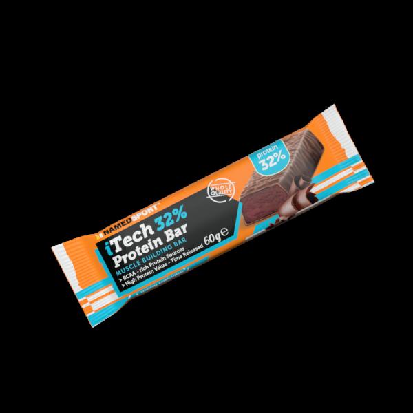iTECH 32% PROTEINBAR Milky Chocolate - 60g