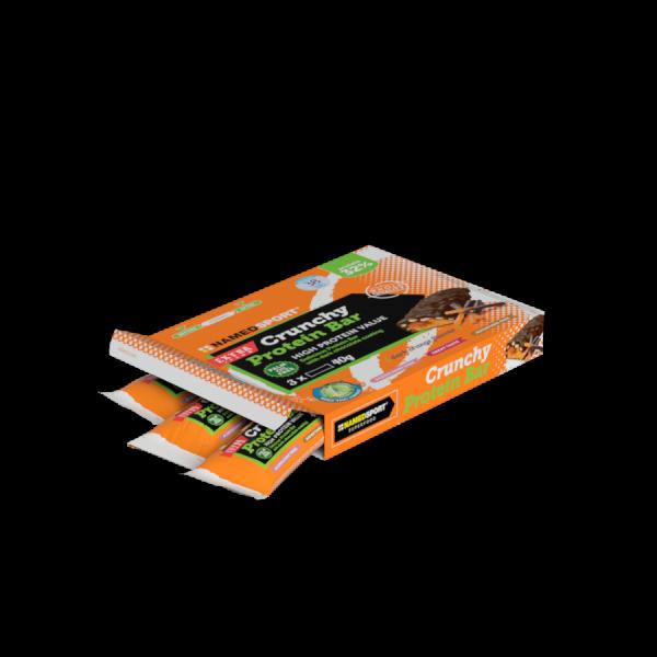 CRUNCHY PROTEIN BAR Dark Orange - MULTIPACK 3 PZ