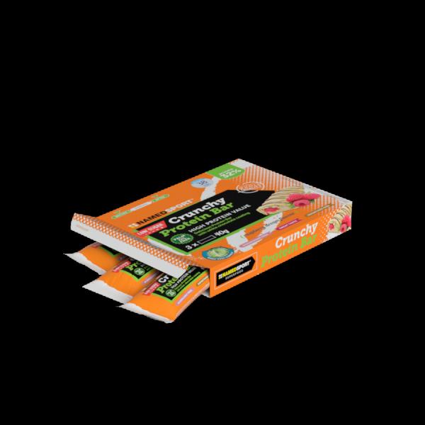 CRUNCHY PROTEIN BAR Raspberry Dream - MULTIPACK 3 PZ