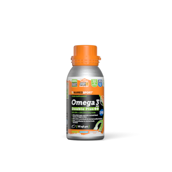 OMEGA 3 DOUBLE PLUS ++ 110 soft gel
