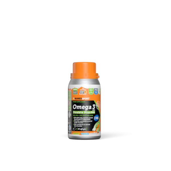 OMEGA 3 DOUBLE PLUS ++ 60 soft gel