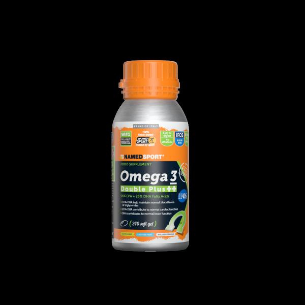 OMEGA 3 DOUBLE PLUS ++ 240 softgel