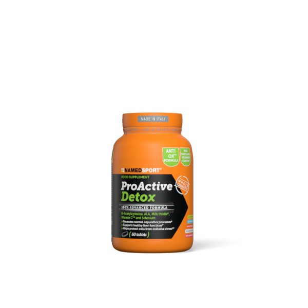 PROACTIVE DETOX- 60cpr