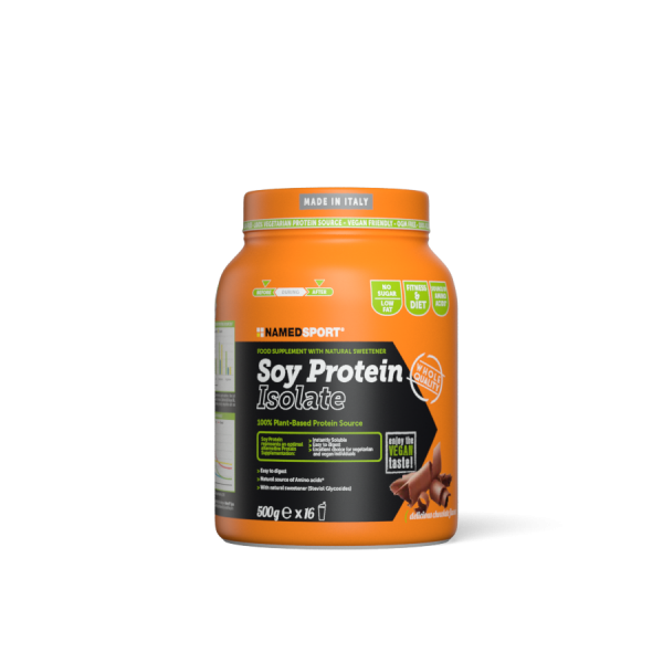 SOY PROTEIN ISOLATE Delicious Chocolate - 500g