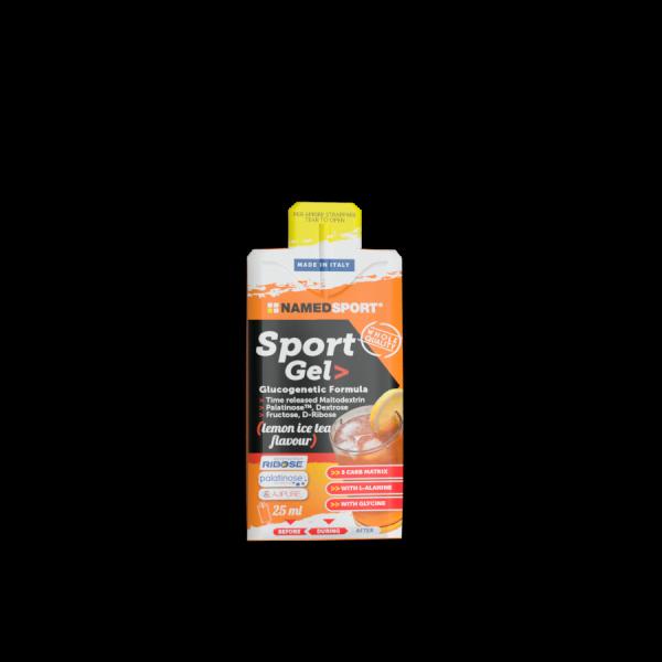 SPORT GEL Lemon Ice Tea - 25 ml