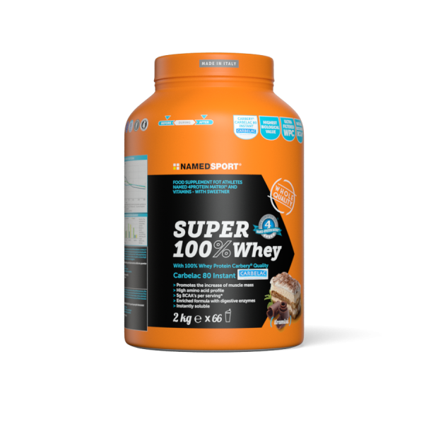 SUPER 100% WHEY Tiramisu - 2kg