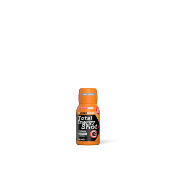 TOTAL ENERGY SHOT Orange - 60ml
