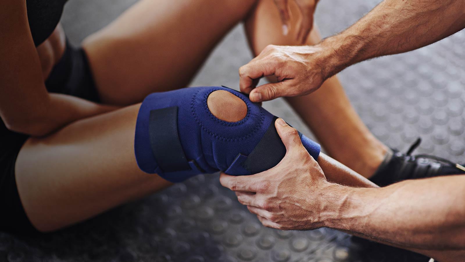 Prévention des blessures dans le sport