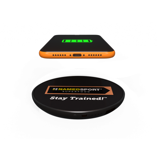 NAMEDSPORT> Athlete Wireless Induction Charger