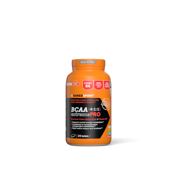 BCAA  4:1:1 extremePRO - 210cpr