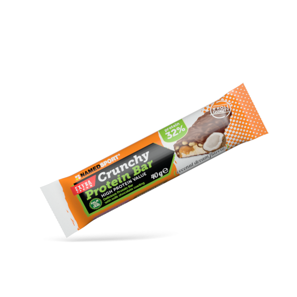 CRUNCHY PROTEIN BAR Coconut Dream - 40g