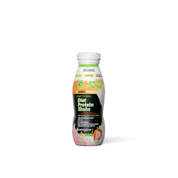 DIET PROTEIN SHAKE Strawberry - 330ml