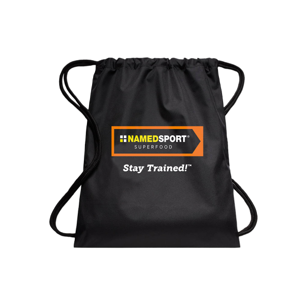 NAMEDSPORT> R-Pet Gym-Sack Black