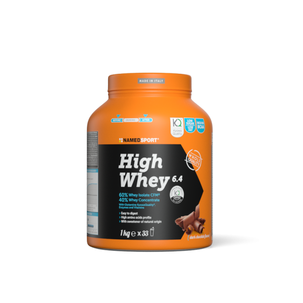 HIGH WHEY Dark Chocolate - 1kg