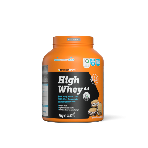 HIGH WHEY Cookies & Cream - 1kg