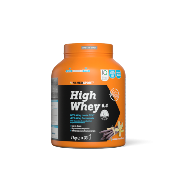 HIGH WHEY Vanilla Cream - 1kg