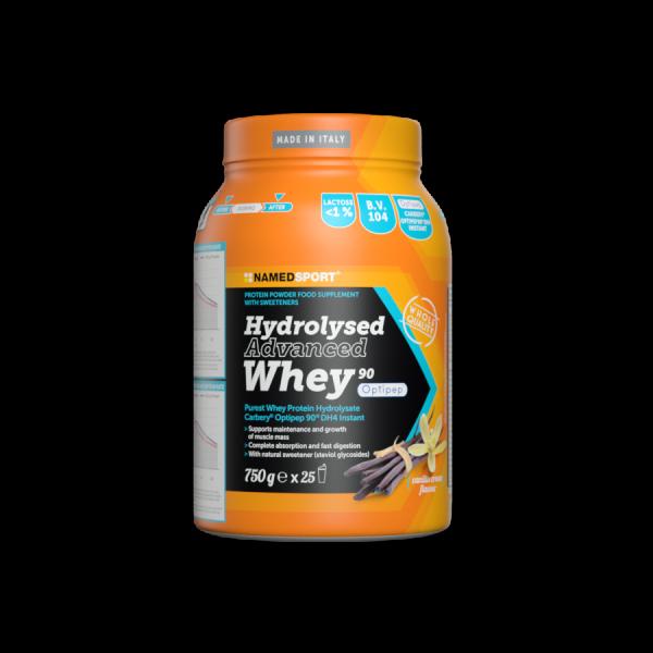 HYDROLYSED ADVANCED WHEY Vanilla Cream - 750g