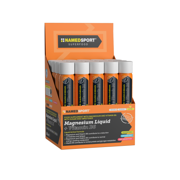 MAGNESIUM LIQUID +VITAMIN B6 - 25ml
