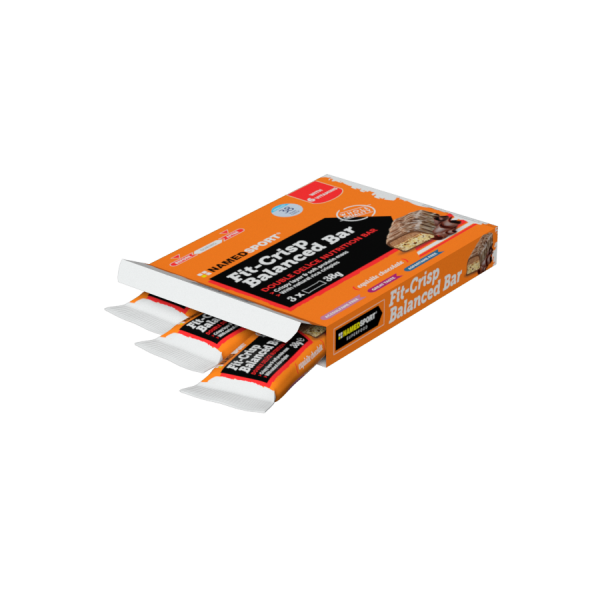 FIT-CRISP BALANCED BAR EXQUISITE CHOCOLATE - MULTIPACK 3 PZ