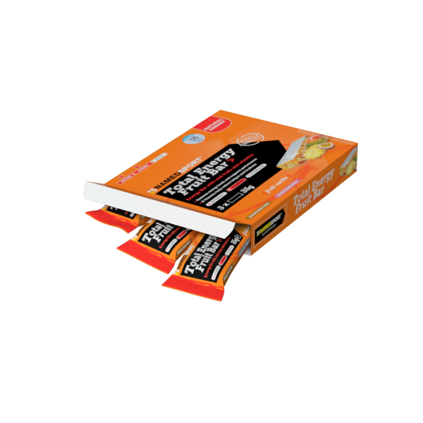 TOTAL ENERGY FRUIT BAR> FRUIT CARIBE - MULTIPACK 3 PZ