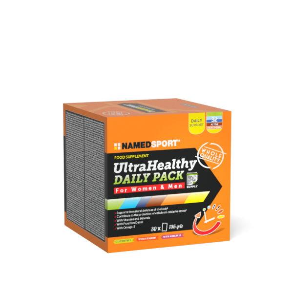 ULTRA HEALTHY DAILY PACK - 30 buste