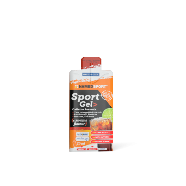 SPORT GEL> Cola Lime - 25ml