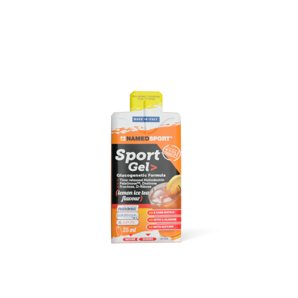 SPORT GEL> Lemon Ice Tea - 25ml