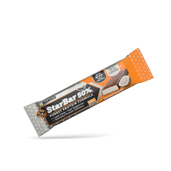 STARBAR 50% PROTEIN Coconut Heaven - 50g