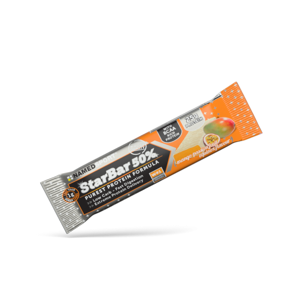 STARBAR 50% Mango & Passion Fruit Equinox  - 50g