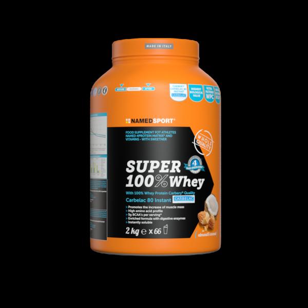 SUPER 100% WHEY Almond & Coconut - 2kg