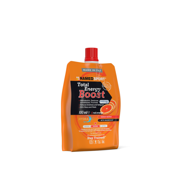 TOTAL ENERGY BOOST Red Orange - 100ml