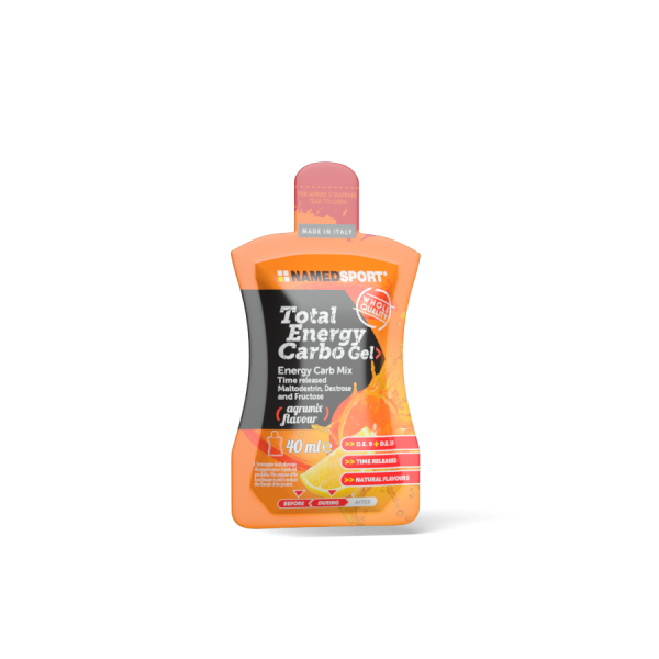 TOTAL ENERGY CARBO GEL> Agrumix - 40ml