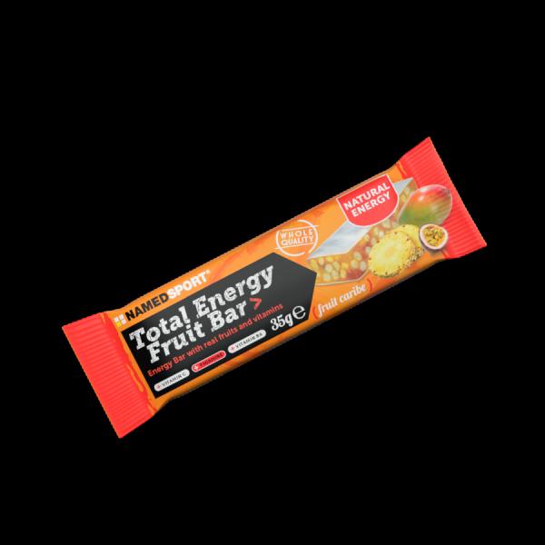 TOTAL ENERGY FRUIT BAR> Fruit Caribe - 35g