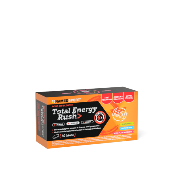 TOTAL ENERGY RUSH - 60cpr