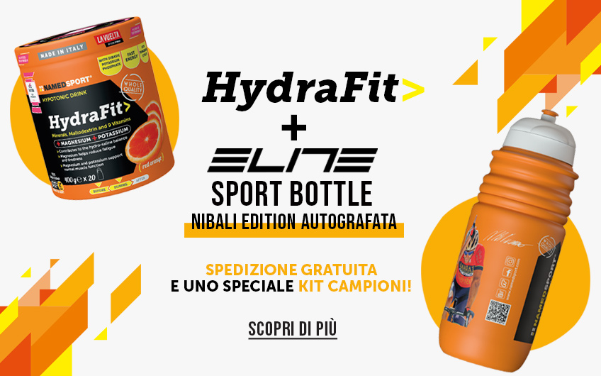 Promo Hydrafit LaVuelta
